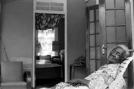 Jamaican Lady, Ocho Rios, 1978.