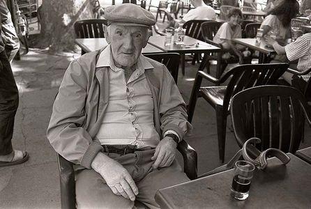 Paris Cafe, 1989
