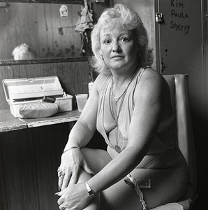 Sheila, Clermont Lounge, 1985.