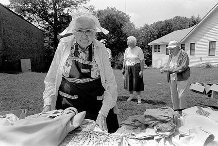 Church of God Yard Sale, 1980.