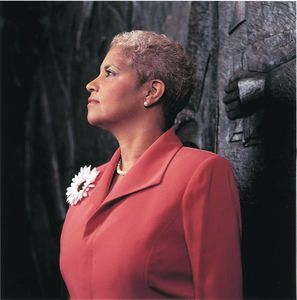 Mayor Shirley Franklin, Atlanta