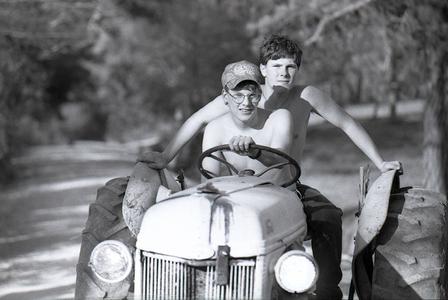 Tractor Boys, 1993.