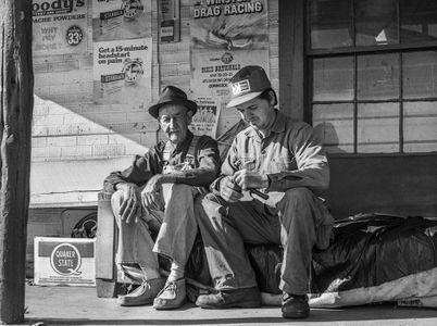 Whittlin', Gillsville, GA, 1980