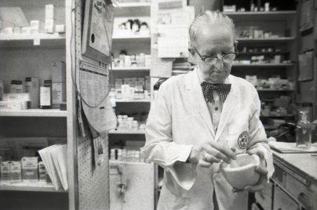 Pharmacist, Atlanta, 1977.