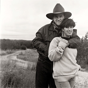 Dennis and Helen Darling, Hill Country, Texas