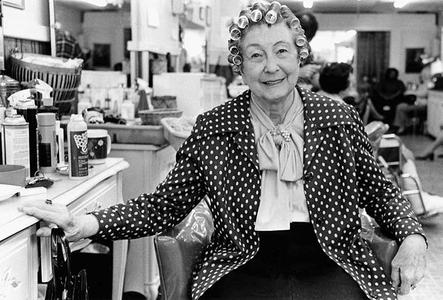 Vivian and Peggy's Salon, Atlanta, 1981