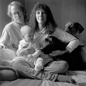 Sydney and Family, 1991.