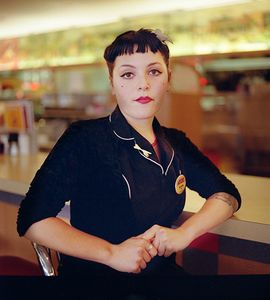 Waitress, Melrose Diner