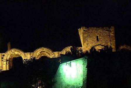 Roman Coliseum, Nocturnal Series, Arles, France