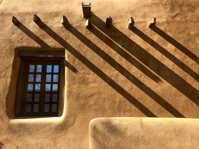 O'keefe Museum, Santa Fe, New Mexico.
