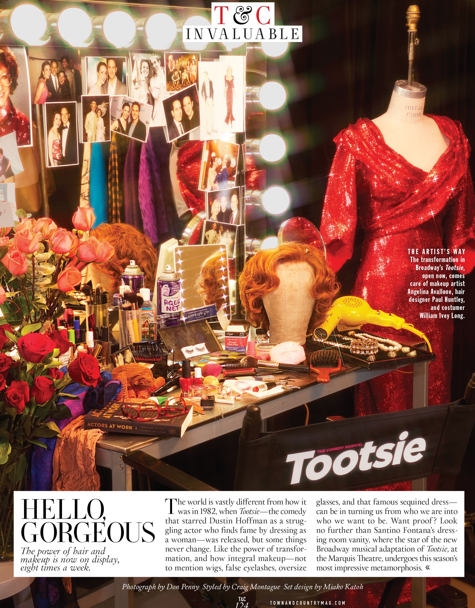 Town and Country Invaluable. Tootsie
