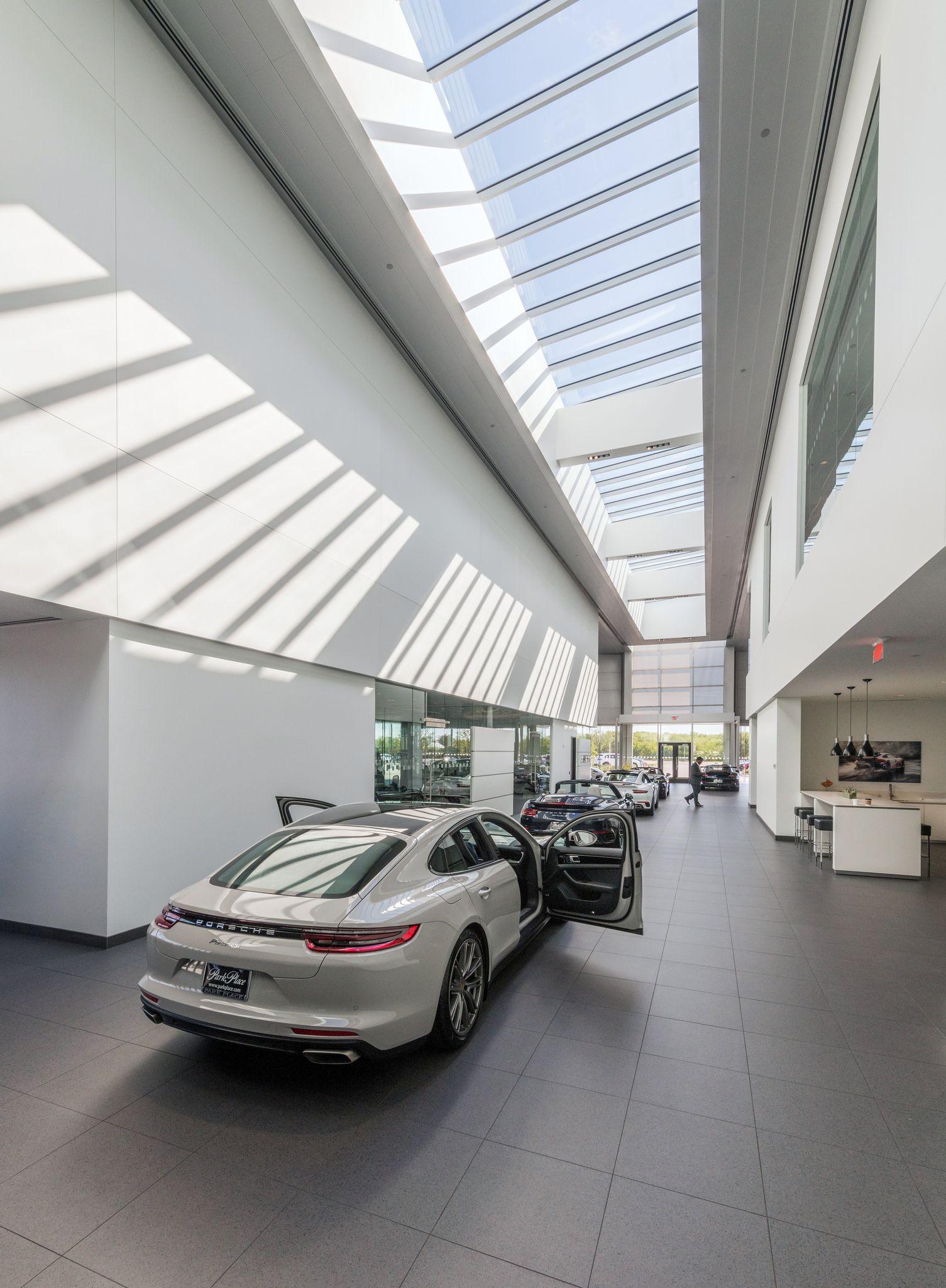 Park Place Porsche