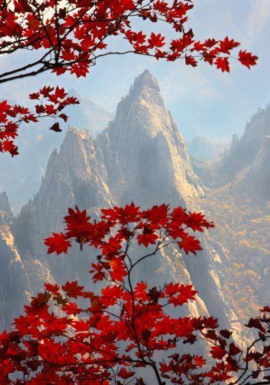 Madeung Pass View