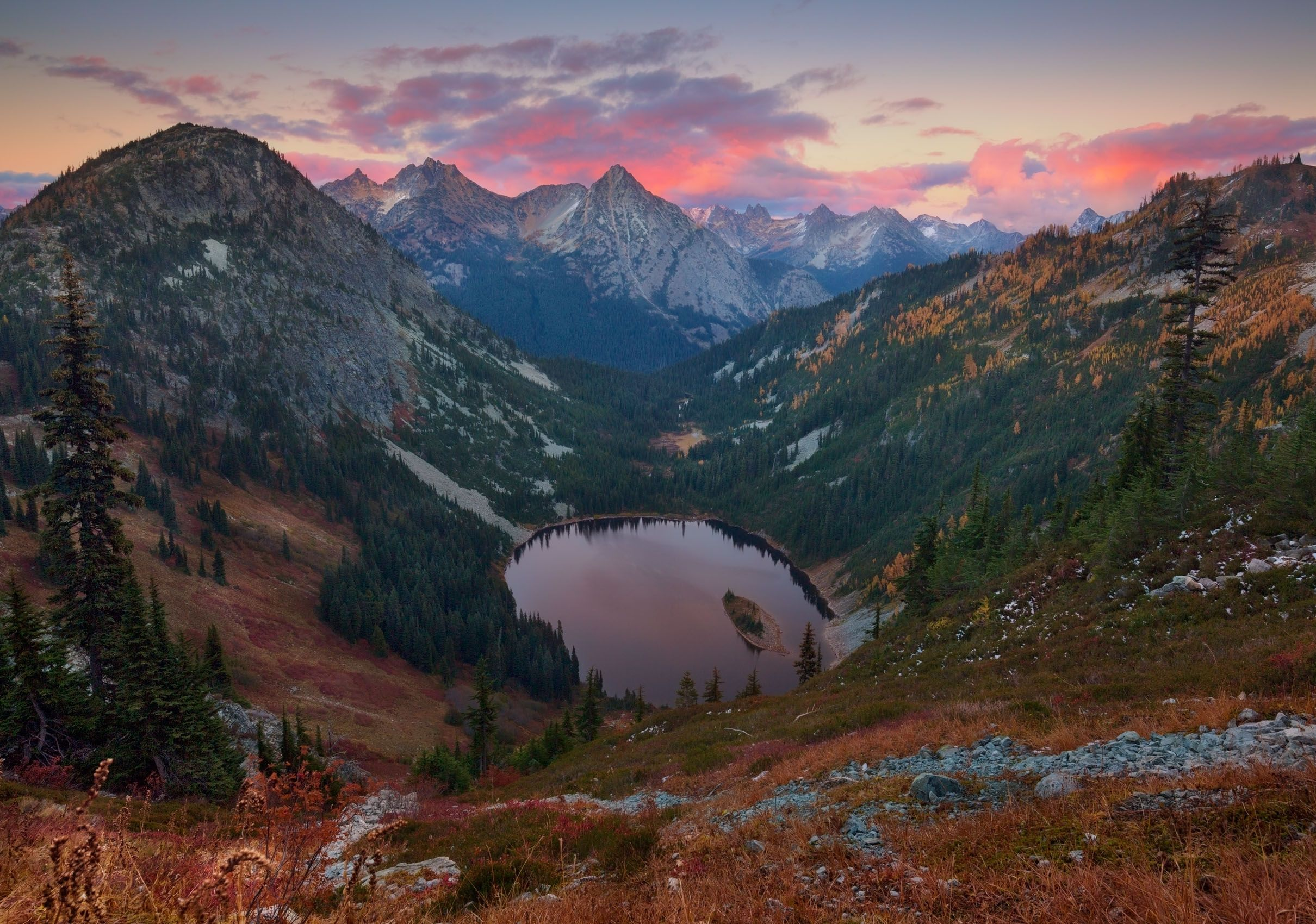 Fall Flavors, Maple Pass
