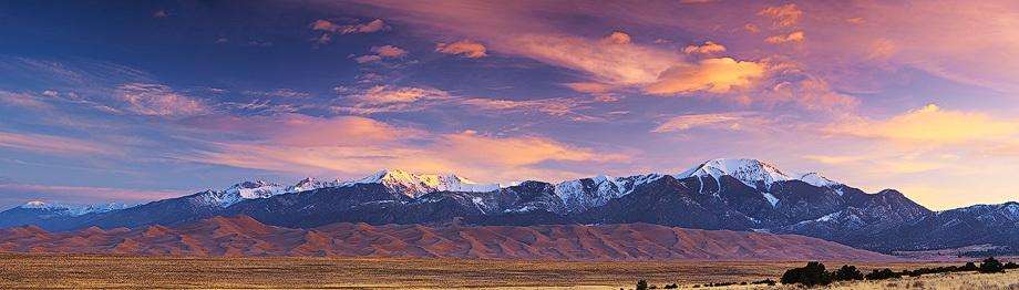 Dawn Panorama
