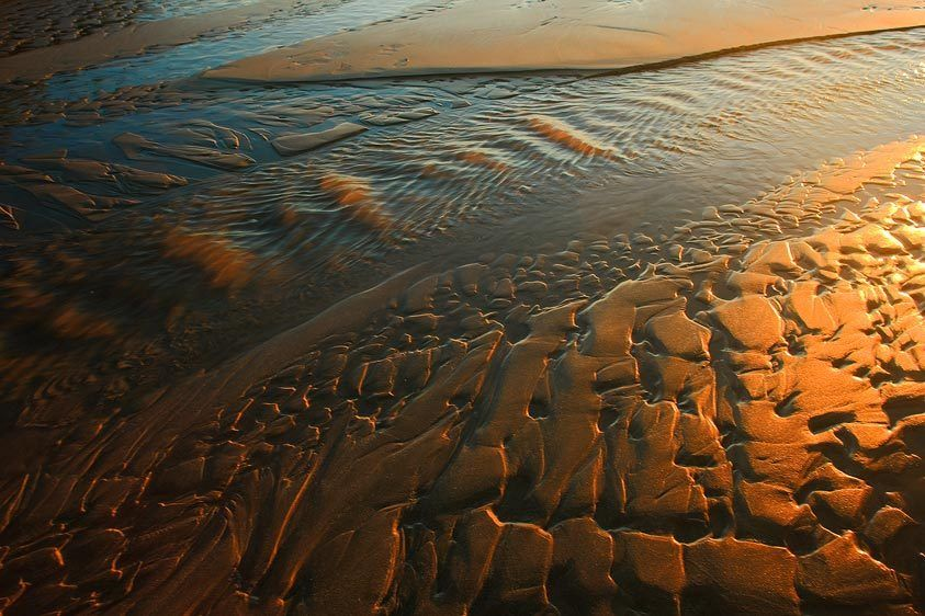 Like Water Through Copper, Hobuck Beach