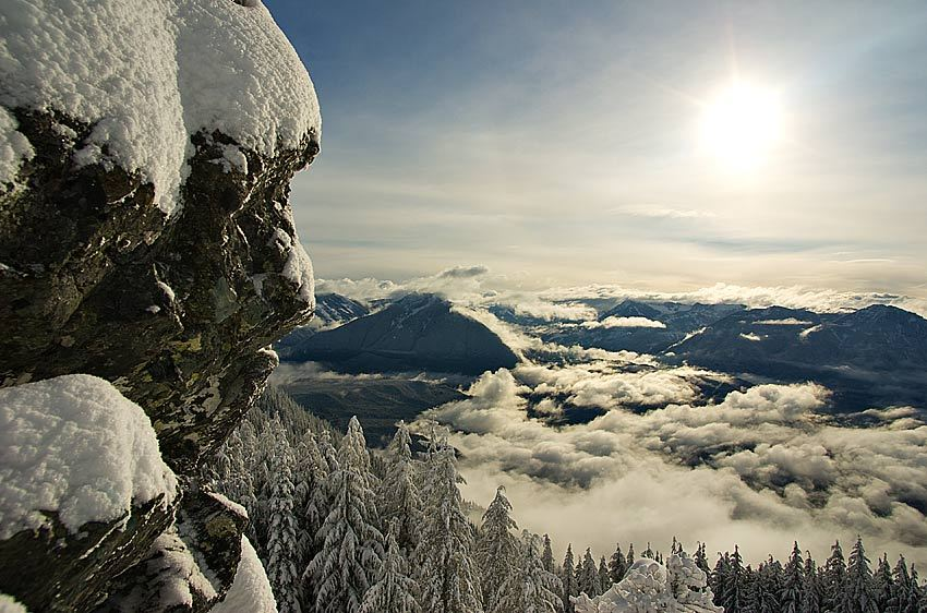 View from Winter Summit, Mount Si