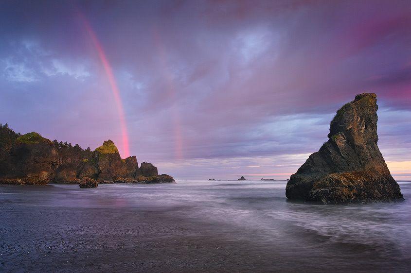 Ruby Rainbows