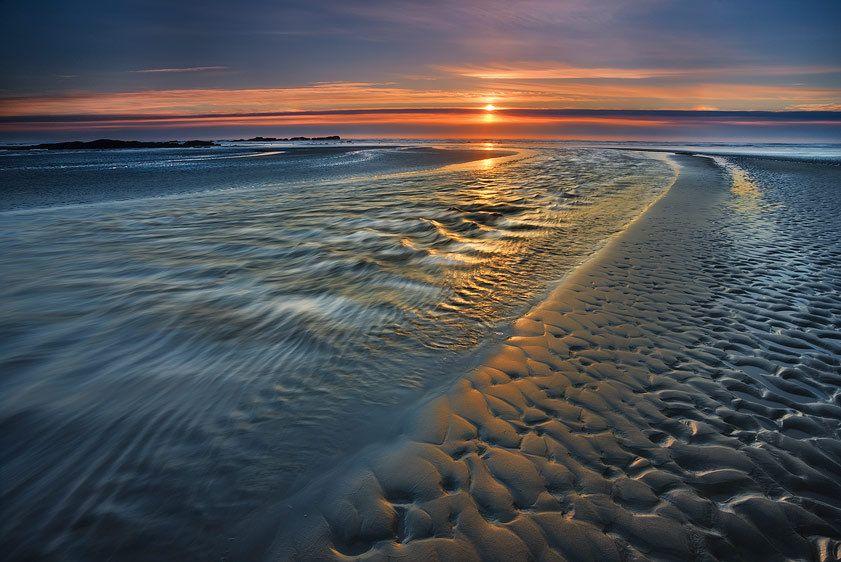 Last Sunset, Kalaloch
