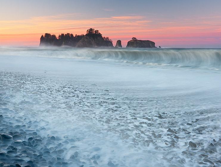 Twilight, James Island