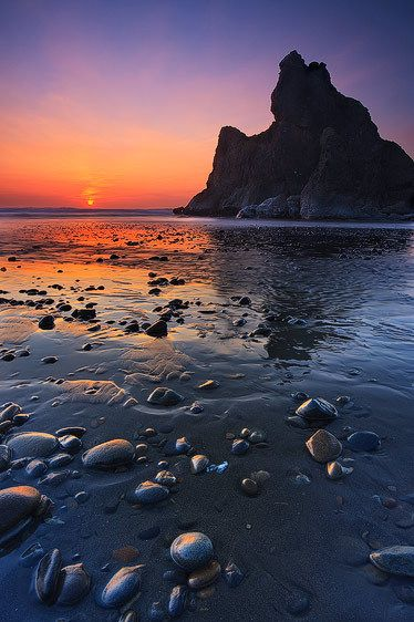 The Gem, Ruby Beach