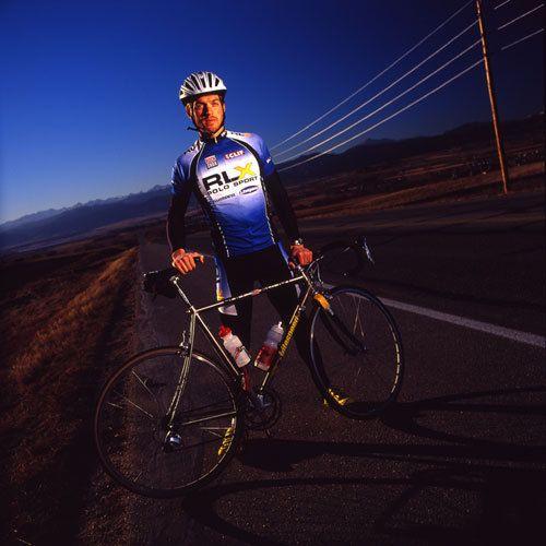 Tony DeBoom, Pro Triathlete