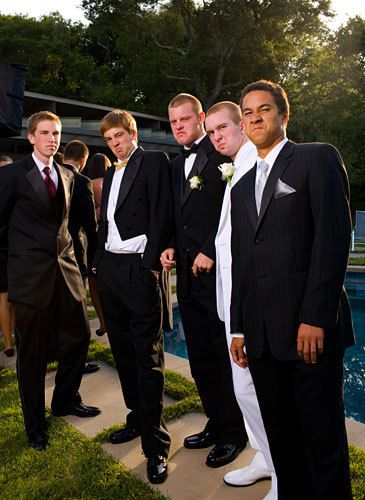 Menlo Atherton High Prom