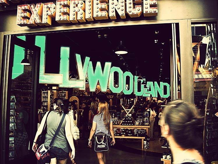 Experience Hollywoodland