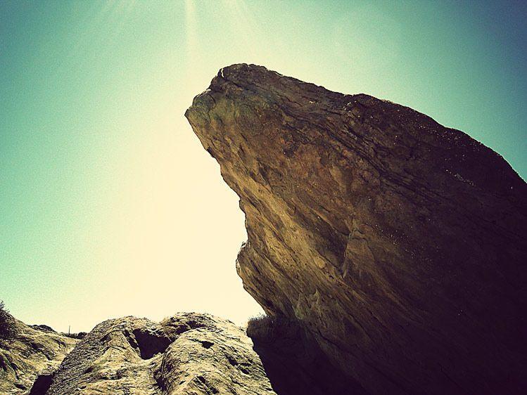 A Vasquez Rock