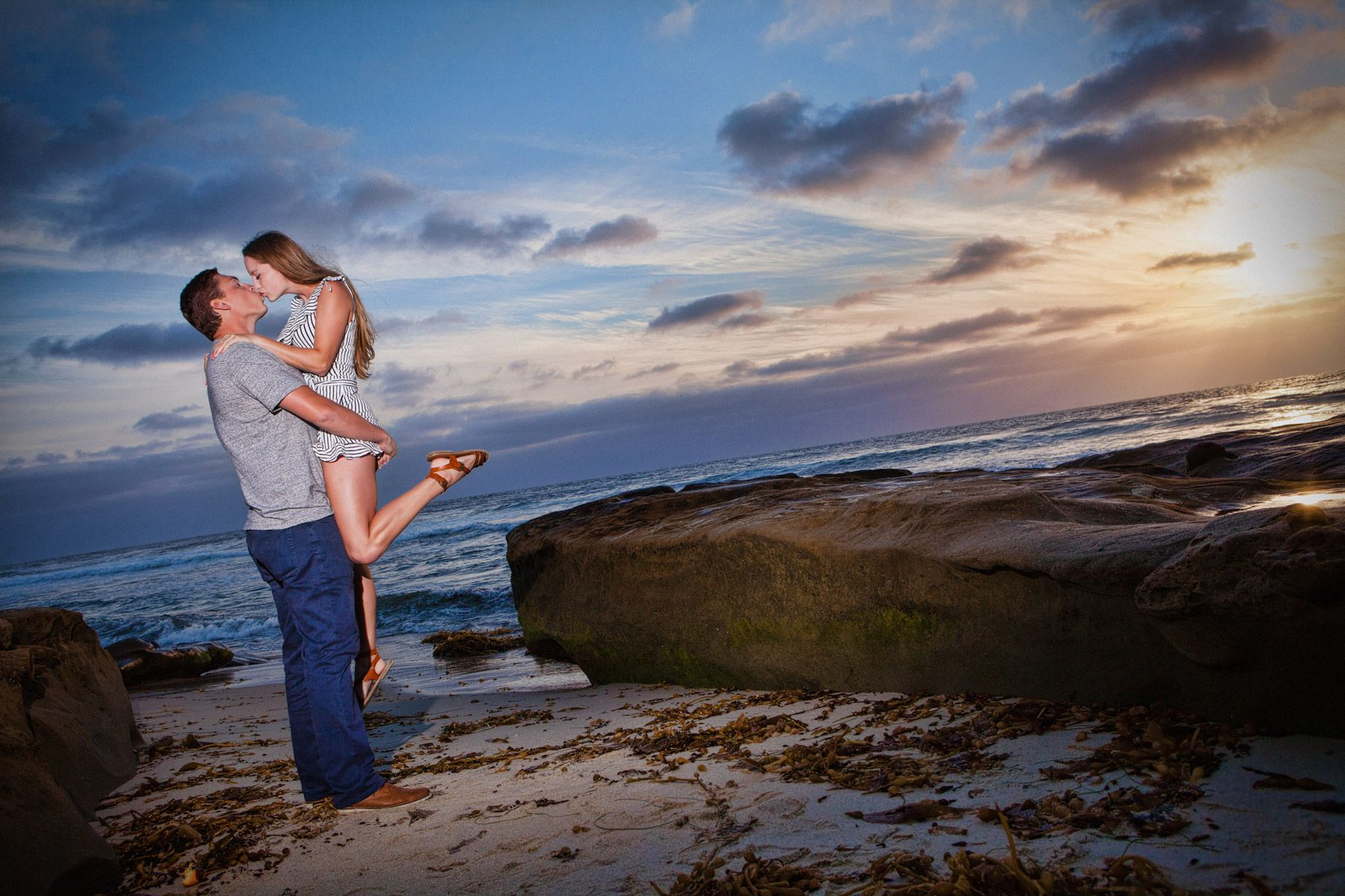 Engagement Photography, La Jolla CA