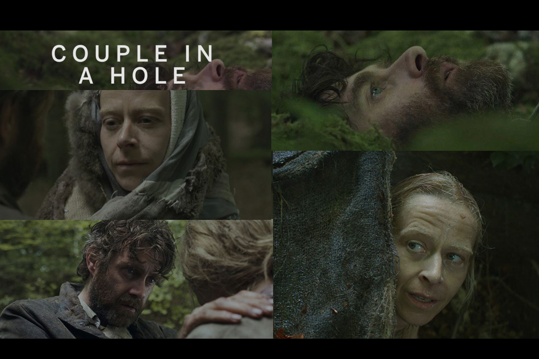 COUPLE IN A HOLE, FEATURE FILM