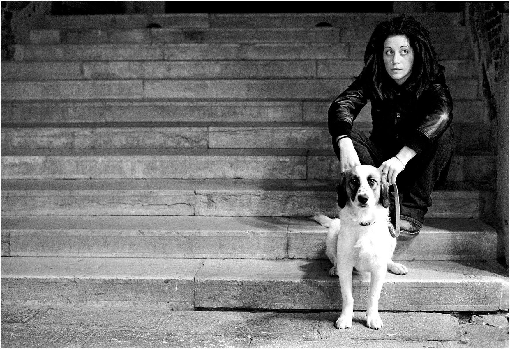 Sophie & Cleo - Venice, Italy