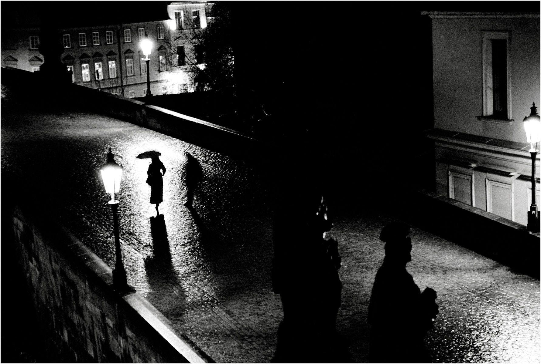 Unseen Stranger - Prague, Czech Republic