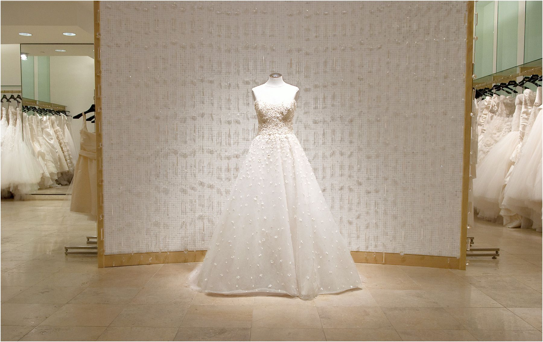 Neiman Marcus Wedding Dress