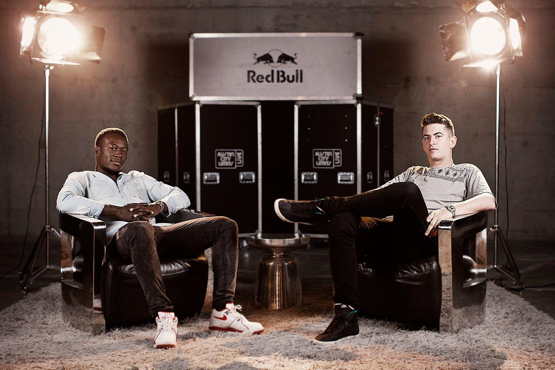 DJ's Skream & Benga for Red Bull in Austin, Texas