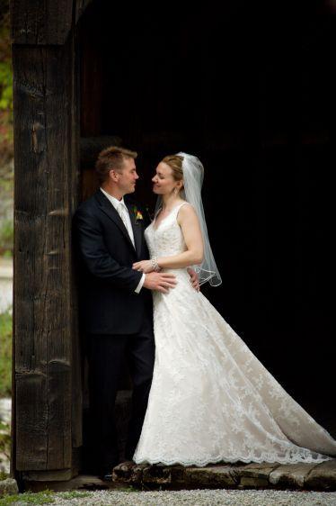 Wedding photo Riverside Farm Pittsfield Vermont