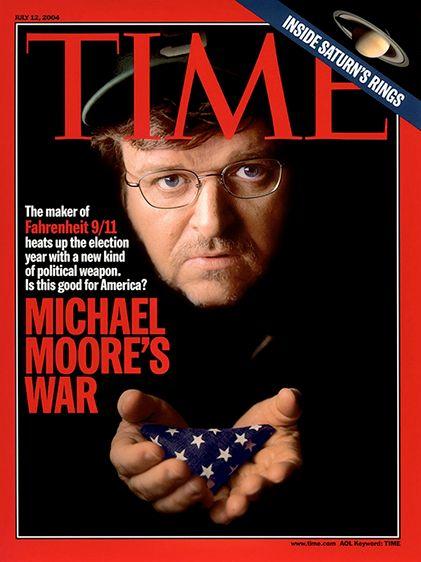 Michael Moore Portrait