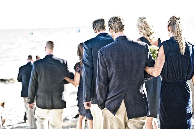 North Tahoe Wedding