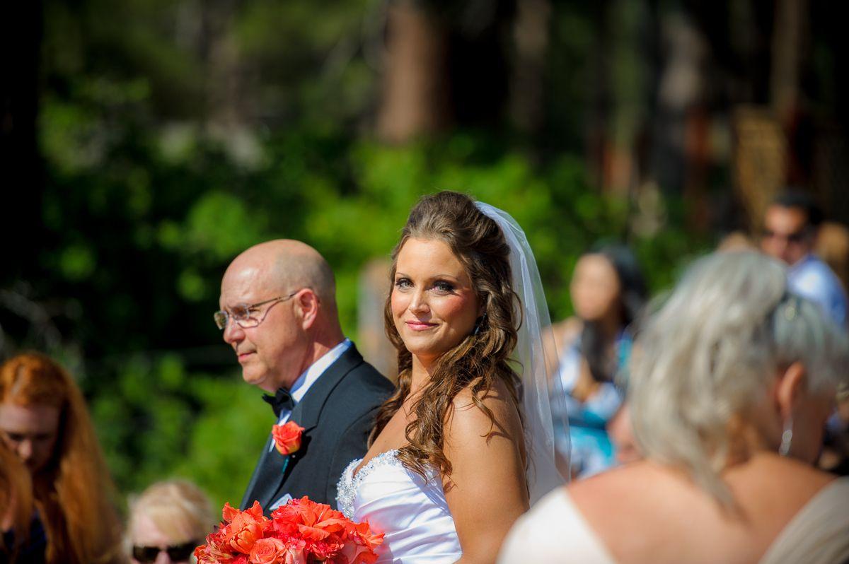 Zephyr Cove Wedding