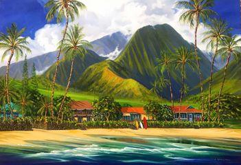 Maui No Ka 'Oi