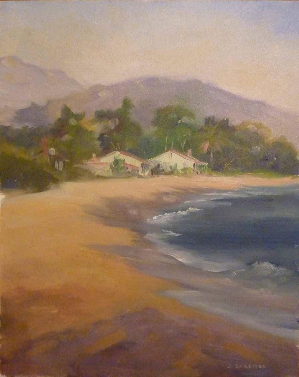 Fernald Point, Montecito, California