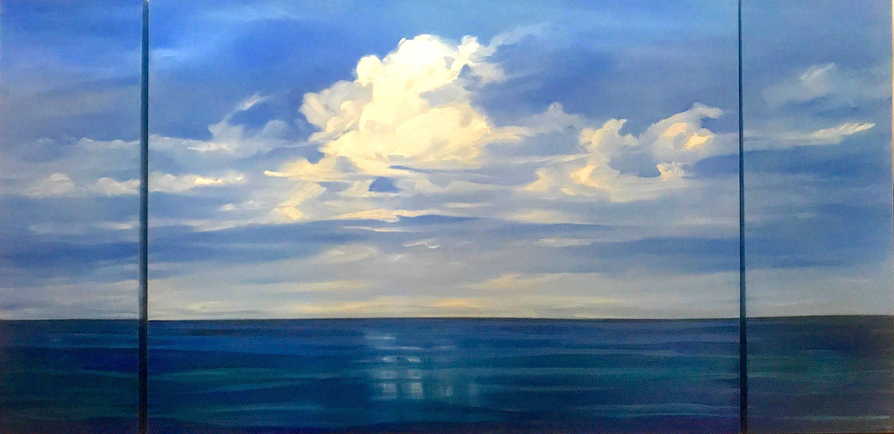 Oceanscape Triptych