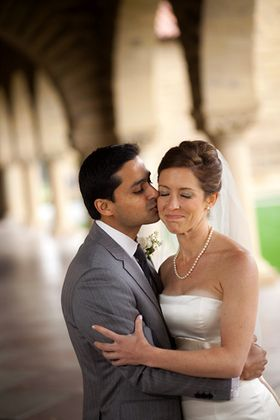 Laura and Nadim's Wedding Day