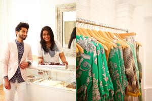 Radhika Rana and Vivek Patel