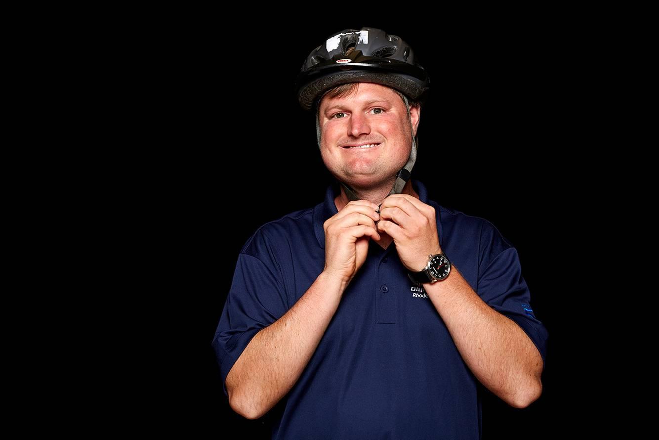 Ian, Cycling