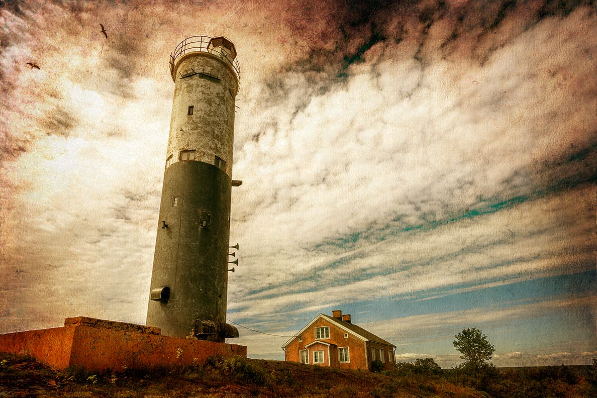 Bjorn Fyr light house