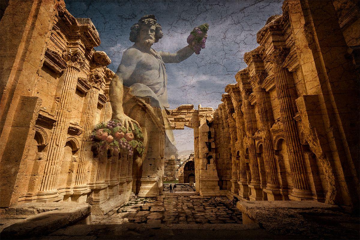 Bacchus Temple
