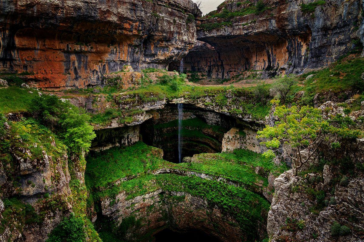 Bataara waterfall