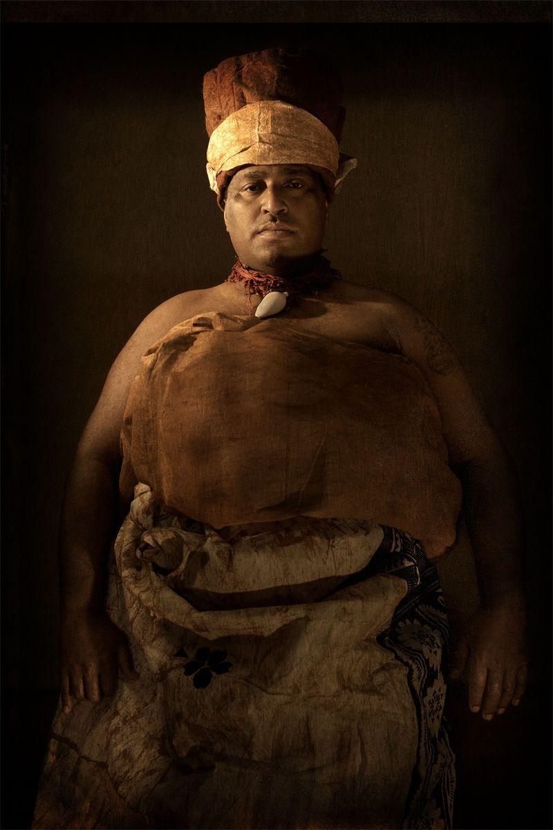Fijian Priest