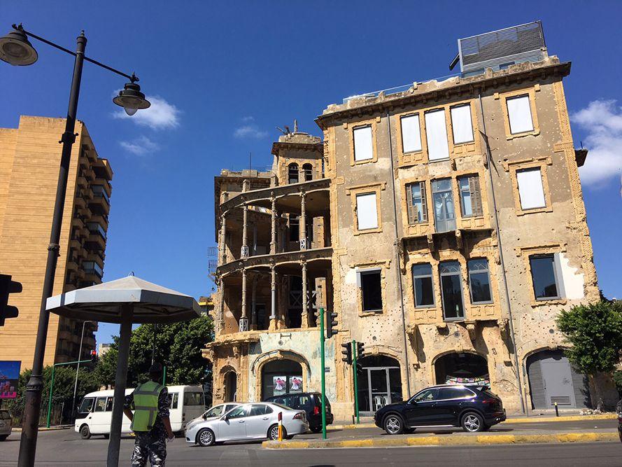 Beit Beirut 1